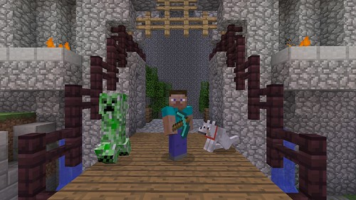 Minecraft on PS3: Best Mojang Tips & Full Game FAQs