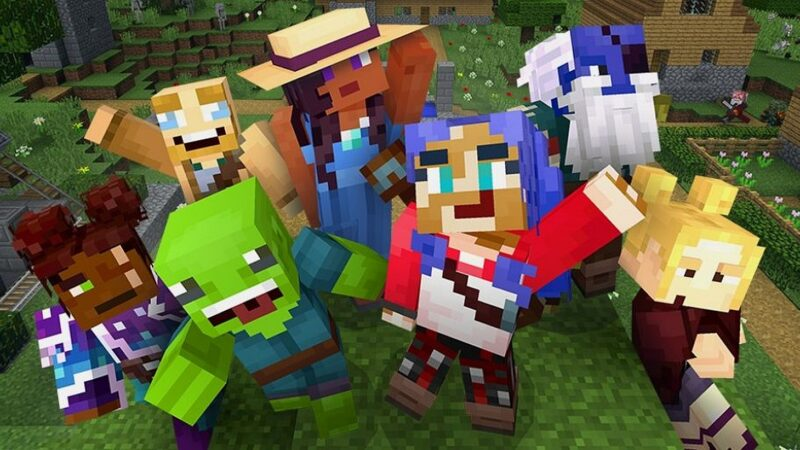 Minecraft players will soon enjoy a character editor