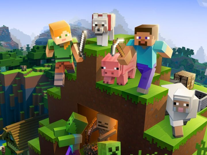 Minecraft! Guide and tips for distraught parents!