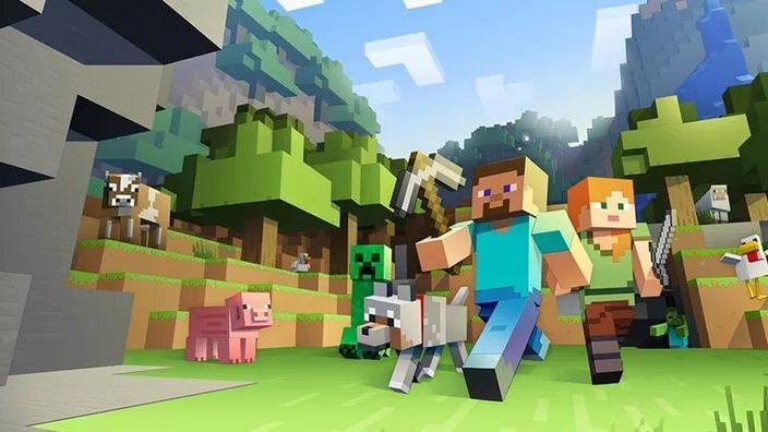 Eleven years after its release, the Minecraft game surpasses 200 million sales