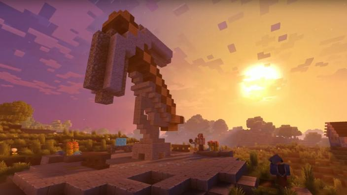 Minecraft: multiplayer and ultra-high definition for Microsoft's flagship game