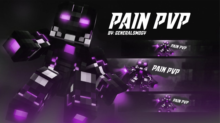 Minecraft Pain PvP Texture Pack 1.8.7