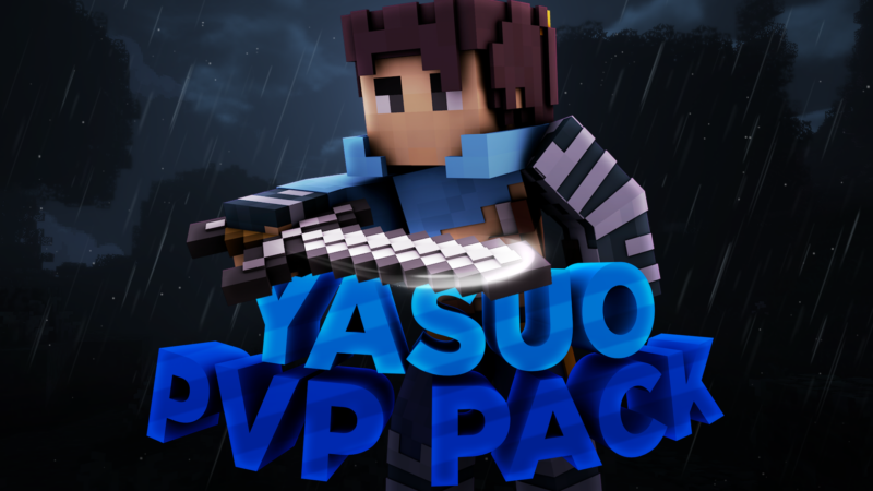 Minecraft Yasuo PvP Texture Pack 1.8